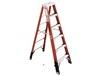 EXTRA HEAVY DUTY FIBERGLASS STEP LADDER